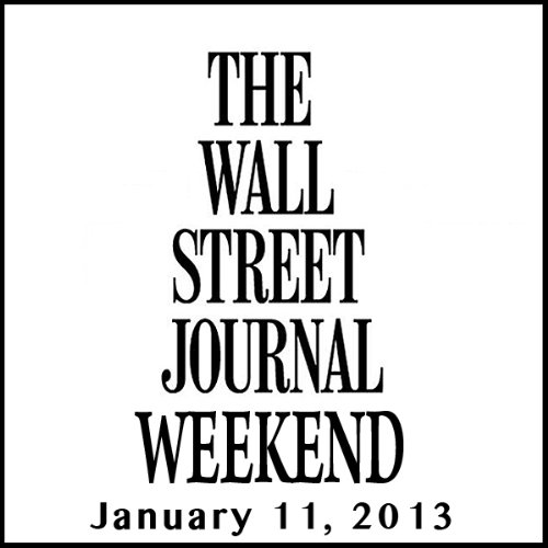 Weekend Journal 01-11-2013 audiobook cover art