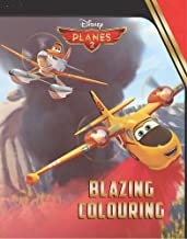 Disney Planes 2 Blazing Colouring