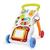 JYSPORT Laufwagen Baby Game Activity Lauflernwagen Rollator Kinder Spiel Wanderer Toy Lauflernwagen...