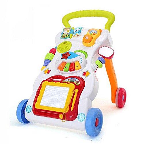 JYSPORT Laufwagen Baby Game Activity Lauflernwagen Rollator Kinder Spiel Wanderer Toy Lauflernwagen Wagen