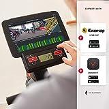 SportPlus Ruderergometer für zuhause, App-Steuerung, klappbar, leises Magnetbremssystem, ca. 8kg Schwungmasse, 24 computergesteuerte Widerstandsstufen, Nutzergewicht bis 150kg - 7