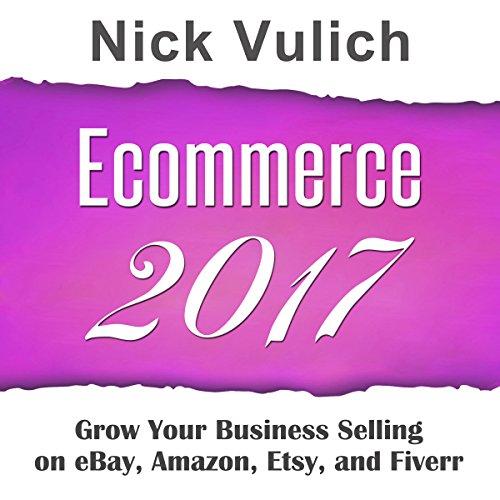 Ecommerce 2017 audiobook cover art