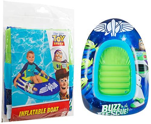 Sambroro International Toy Story Aufblasbares Boot, mit Woody, Buzz Jessie