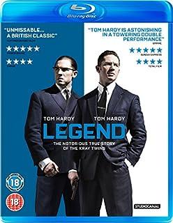 Legend [Blu-ray] (B01532NFY2) | Amazon price tracker / tracking, Amazon price history charts, Amazon price watches, Amazon price drop alerts