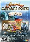 Amazing Mahjong Games (4 Pack)