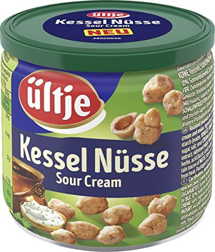 ültje Kessel Nüsse, Sour cream, 1er Pack (1 x 150 g)