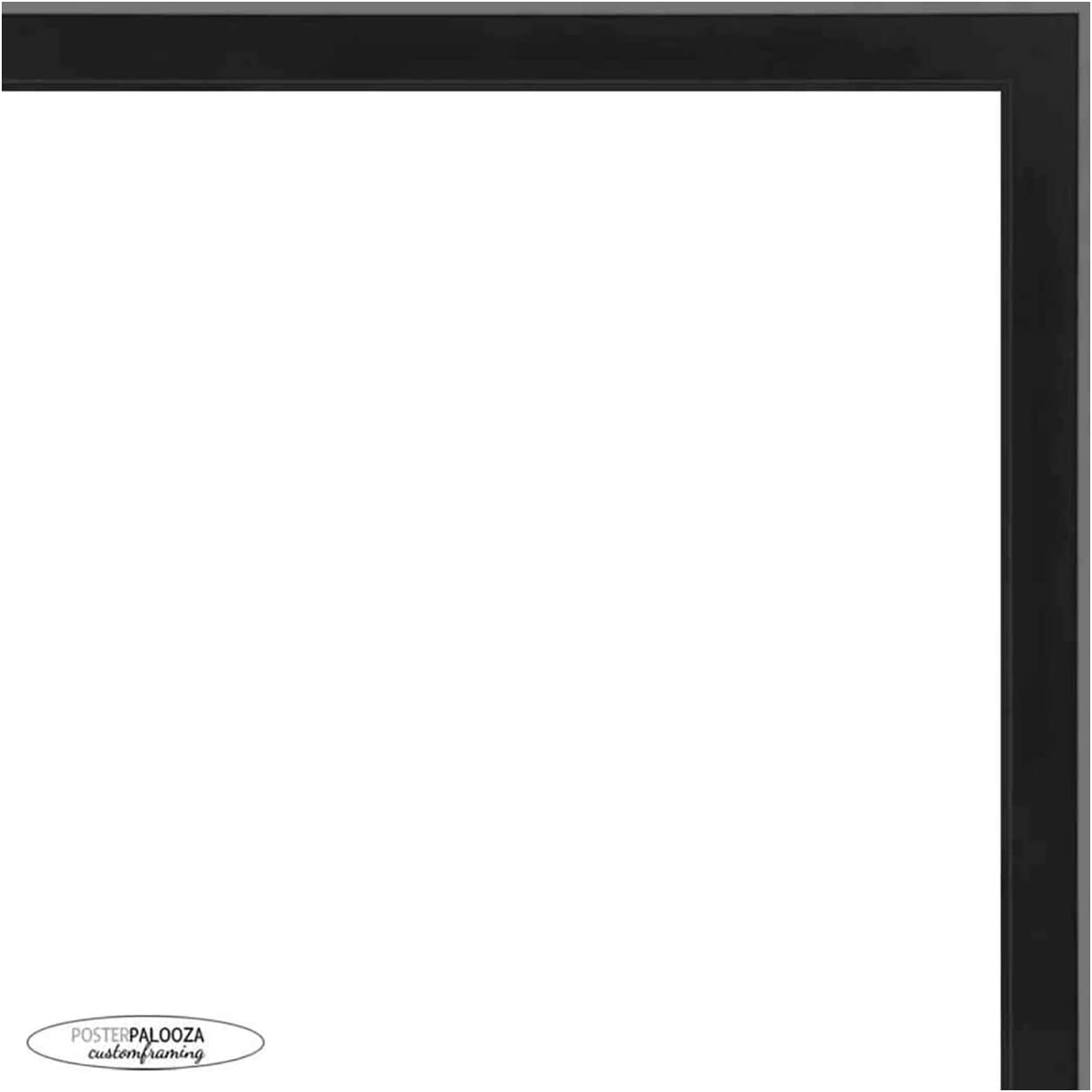Poster Bargain Palooza 36x28 Contemporary Max 66% OFF Black Wood Fr Complete Picture