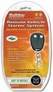 bulldog security remote starter rs82b