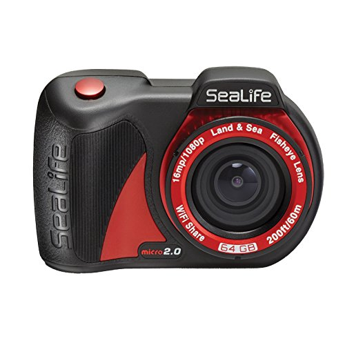Sealife 35.100.002 Micro 2.0 64GB Unterwasserkamera