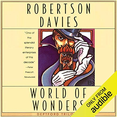 World of Wonders audiobook cover art