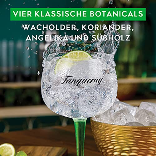 Tanqueray London Dry Gin - 4