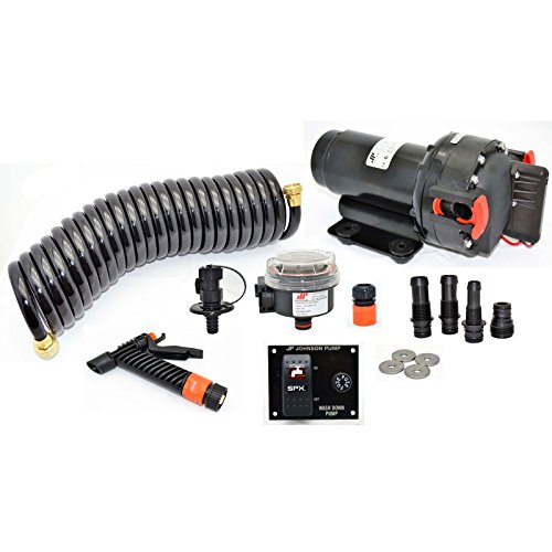 Johnson Pumps 64535 12V Aqua Jet 3.5 Wash Down Kit (3001.3937)