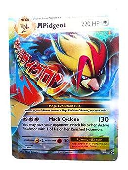 Pokemon - Mega-Pidgeot-EX  65/108  - XY Evolutions - Holo