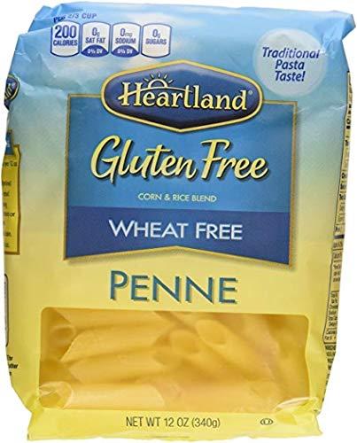 Heartland Gluten Free Penne, 12 Ounce -- 6 per case.
