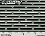 CCG 16'x48' Perforated SS Grill Mesh Sheet -...