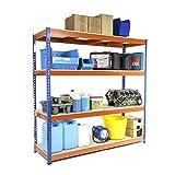 Racking Solutions - Estantería / Estante del garaje/ Sistema de almacenamiento de...