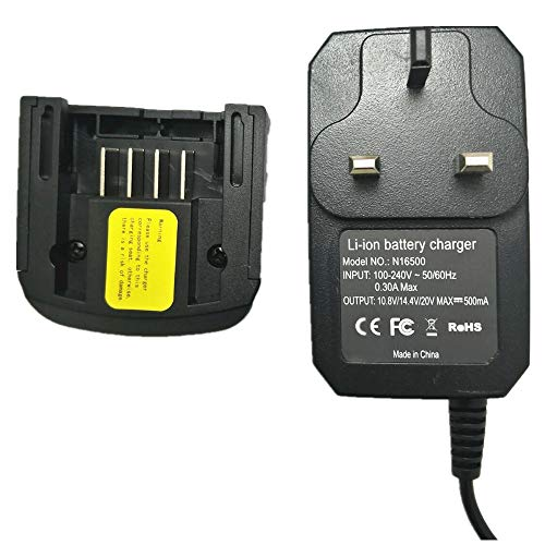 LithiumIon Battery Charger for Black & Decker LCS1620 Lithium ion Batteries 20V for 14V 18 V 20 Volt Batteries LBXR20 LBXR20-OPE LB20 LBX20 LBX4020 LB2X4020 LBXR2020-OPE BL1514 LBXR16