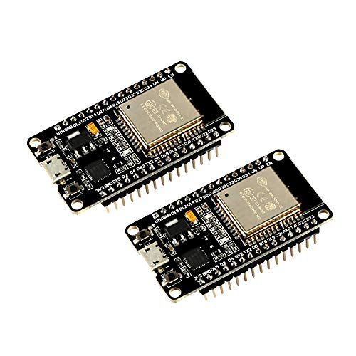 Amazon.co.uk - ESP32 Dev Board (Wi-Fi and Bluetooth) - 2 pcs