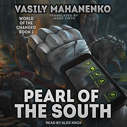 Pearl of the South audiobook cover art