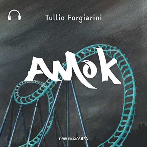 Amok audiobook cover art