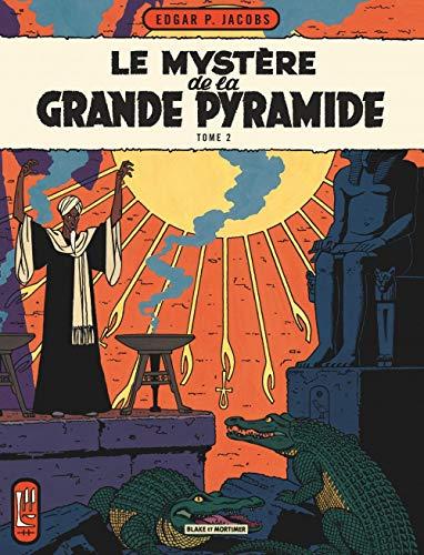 Blake & Mortimer - tome 5 - Le Mystère de la grande pyramide - Tome 2