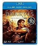インモータルズ -神々の戦い- 3D&2D(デジタルコピー付) [Blu-ray] image