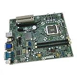 HP Placa base para PC Compaq 4300 6300 SFF 675885-001 676358-001 676358-501