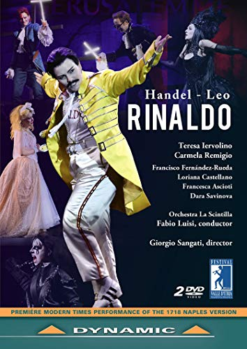 Rinaldo (Versione Napoletana Di Leonardo Leo)