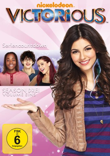 Victorious - Season 3.1 (2 DVDs)