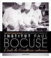 Institut Paul Bocuse - L'école de l'excellence culinaire de Paul Bocuse