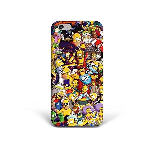 Case Cover Rigida Homer Apple Head Iphone 7: Amazon.co.uk: Electronics
