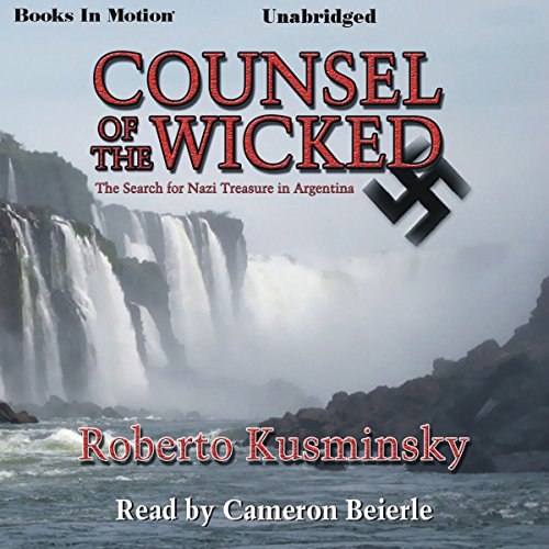 Counsel of the Wicked audiobook cover art