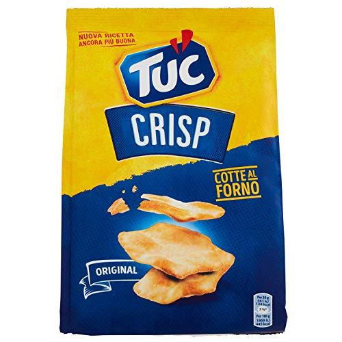 Tuc Crisp Original, Sfogliatine Croccanti a Base di Patate, 100g