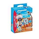 Playmobil - Chef de Tribu Autochtone - 70062