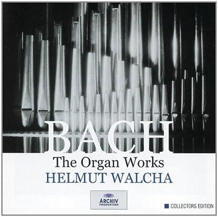 进口CD:巴赫管风琴作品全集(12CD)4637122