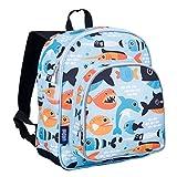 Wildkin Pack 'N Snack Backpack, Big Fish