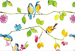 Watercolor Birds Note Cards [With 15 Envelopes][NOTECARDS-WATERCOLOR BIRD-15PK][Loose Leaf]