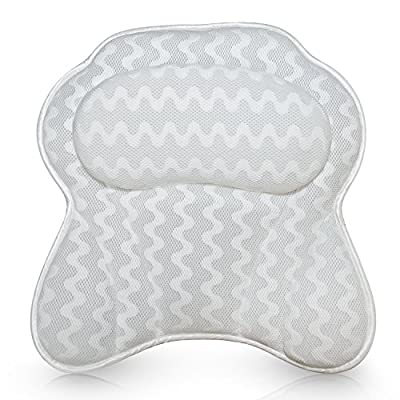 Luxurious Bath Pillow for
