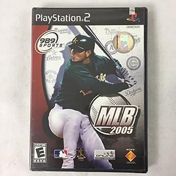 MLB 2005  Playstation 2