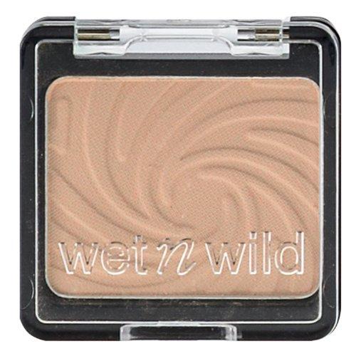 Wet n Wild Brulee Color Icon Eyeshadow Single Sombra de Ojos Individual - 1 unidad