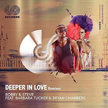 Deeper in Love (2011 Remixes)