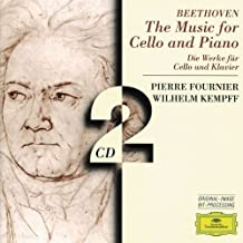 Beethoven: The Music for Cello and Piano Import Edition (1996) Audio CD