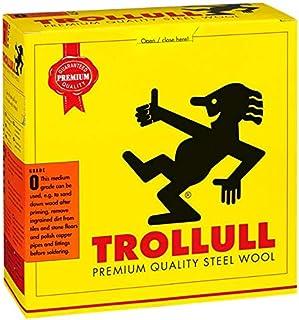Trollull Premium Quality Steel, Grade 0, 450g