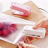 Mini Electric Food Package Heat Sealing Machine Impulse Sealer Manual Packing Tool Food Sealer Heating Sealing Tool Dropshipping