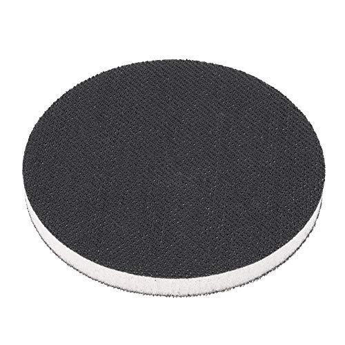 Softauflage 125mm aus Schaum (weich), Interface-Pad soft, Buffer Pad für Schleifteller/Polierteller und Klett-Schleifpapier - DFS