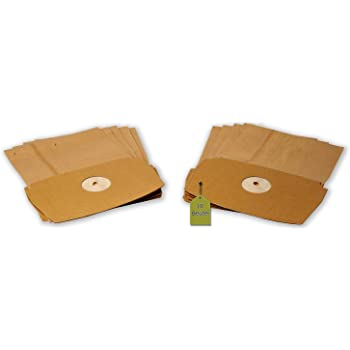 eVendix Bolsa para aspiradora Adecuada para Lux D790 - D795 (Royal) | 10 anteras | Compatible con Swirl ES13: Amazon.es: Hogar