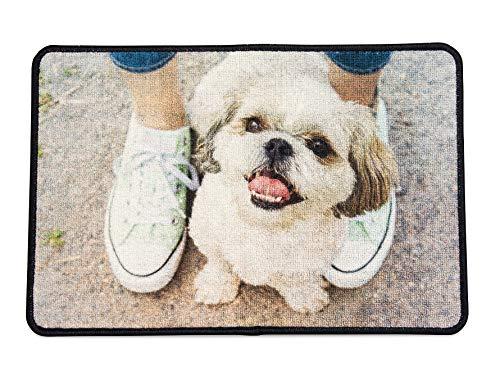 fotokasten Fußmatte 100x60 – Fußmatte selbst gestalten – Mit eigenem Foto Bedrucken Lassen – Fußmatte 100 x 60 cm