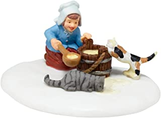 Department 56 New England Village Kittens and Cream Accessory Figurine