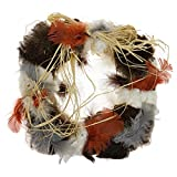 SONGBIRD ESSENTIALS SEWF91008 Nesting Material Wreath