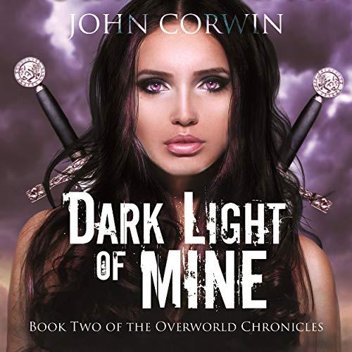 Dark Light of Mine audiobook cover art